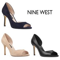 Sale★【Nine West】パンプス★Jeff Peep Toe Pumps