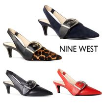 Sale★【Nine West】パンプス★Quennell Slingback Pumps