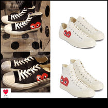 COMME des GARCONS Play Converse Chuck Taylor All Star '70