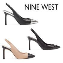 Sale★【Nine West】パンプス★Exuberate Slingback Pumps