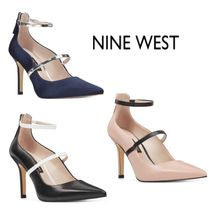 Sale★【Nine West】パンプス★Mayhalina Ankle Strap Pumps