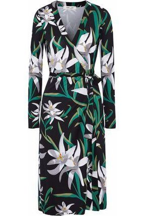 SALE【DIANE von FURSTENBERG】Cybil  wrap dress