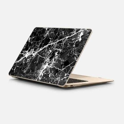 Casetify スマホケース・テックアクセサリー ★Casetify★MacBookケース#Black white modern chic