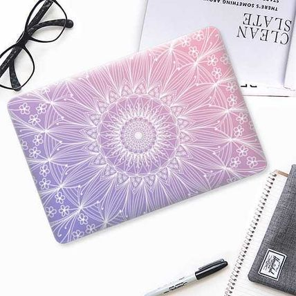 Casetify iPhone・スマホケース ★Casetify★MacBookケース*Floral mandala on pastel shades(2)