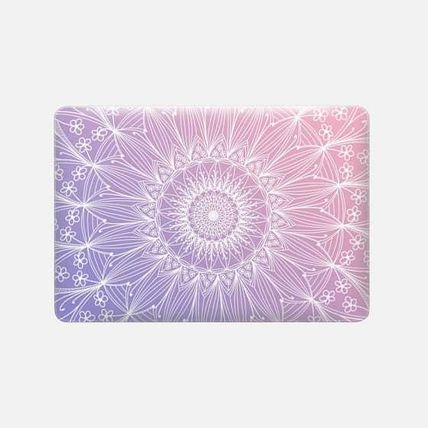 Casetify iPhone・スマホケース ★Casetify★MacBookケース*Floral mandala on pastel shades(3)