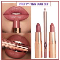 *Charlotte Tilbury* The Pretty Pink Lipstick Duoお得セット