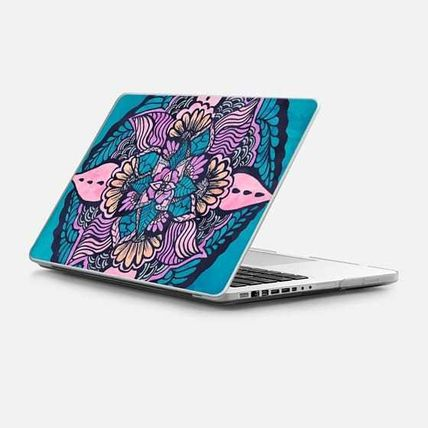 Casetify スマホケース・テックアクセサリー ★Casetify★MacBookケース*Boho fall floral watercolor