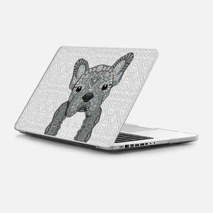 Casetify iPhone・スマホケース ★Casetify★MacBookケース*Gray Frenchie Puppy 001