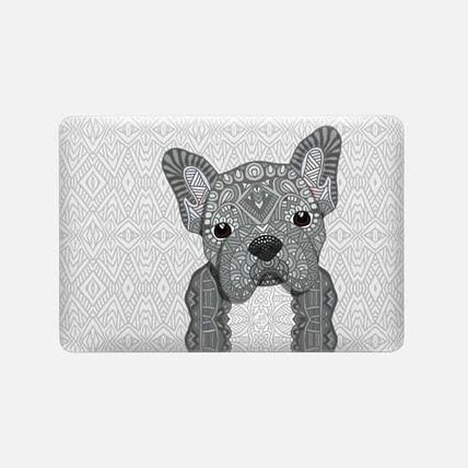 Casetify iPhone・スマホケース ★Casetify★MacBookケース*Gray Frenchie Puppy 001(3)