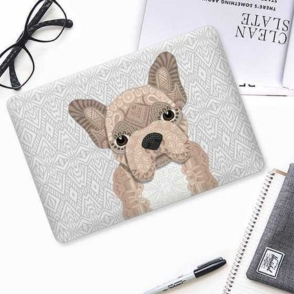 Casetify スマホケース・テックアクセサリー ★Casetify★MacBookケース*Beige Frenchie Puppy 001(2)
