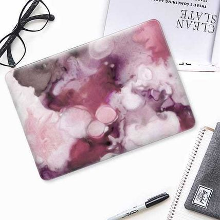 Casetify スマホケース・テックアクセサリー ★Casetify★MacBookケース*Organic Abstract in shades(2)