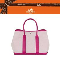 【HERMES直営店】Sac Garden Party 36 トートバッグ 全3色