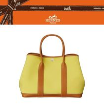 【HERMES直営店】Sac Garden Party 36 トートバッグ