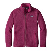 Patagonia 大人も着れる!Girls' Better Sweater Jacket magenta