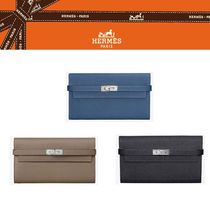 【HERMES直営店】Portefeuille Kelly classique 長財布 全3色