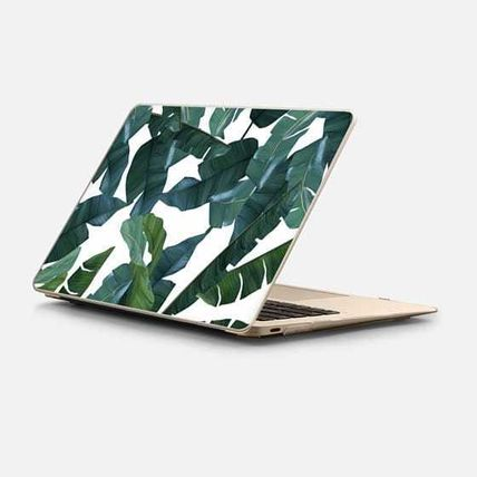 Casetify スマホケース・テックアクセサリー ★Casetify★MacBookケース*Banana Leaf Decor