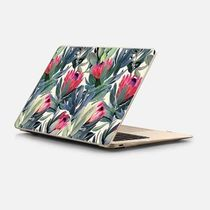 ★Casetify★MacBookケース*Painted Protea Pattern