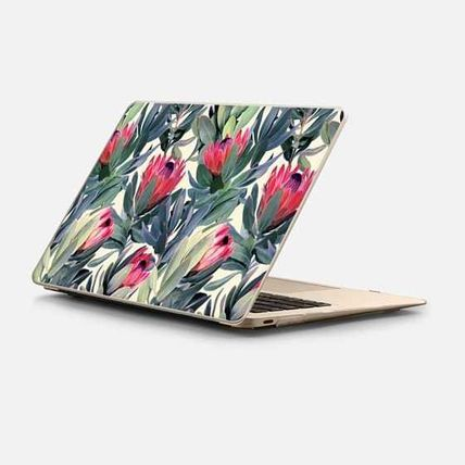 Casetify iPhone・スマホケース ★Casetify★MacBookケース*Painted Protea Pattern