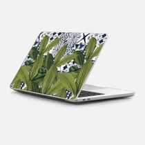 ★Casetify★MacBookケース*Floral tropical leaves