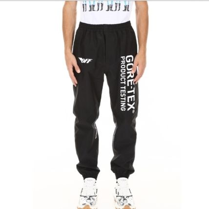 OFF WHITE Goretex Joggers