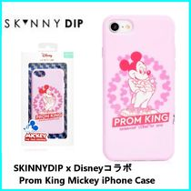 SKINNYDIPxDisney☆Prom King Mickey iPhone case