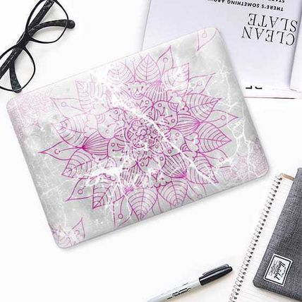 Casetify スマホケース・テックアクセサリー ★Casetify★MacBookケース*Modern abstract pink watercolor(2)
