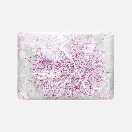 Casetify スマホケース・テックアクセサリー ★Casetify★MacBookケース*Modern abstract pink watercolor(3)