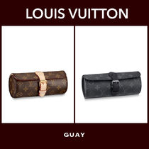 ☆★大人気!【Louis Vuitton】時計箱☆CASE FOR 3 WATCHES★☆