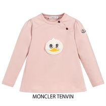 2018AW★MONCLERモンクレール★BABY ダック長袖Tシャツ 6-36M