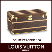 ☆★大人気!【Louis Vuitton】収納箱☆COURRIER LOZINE 100★☆