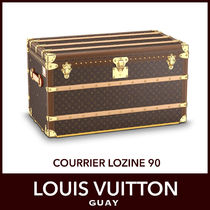 ☆★大人気!【Louis Vuitton】収納箱☆COURRIER LOZINE 90★☆