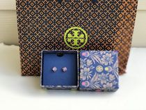 限定 Tory Burch★Crystal Stud Earrings 箱付き*ギフトに