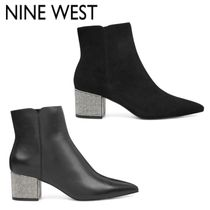 Sale★【Nine West】ブーティー★Richick Embellished Booties