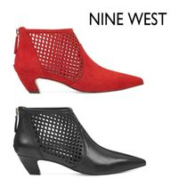 Sale★【Nine West】ブーティー★Yovactis Pointy Toe Booties