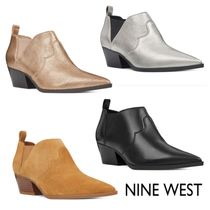 Sale★【Nine West】ブーティー★Cahluz Western Booties