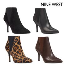 Sale★【Nine West】ブーティー★Front Pointy Toe Booties