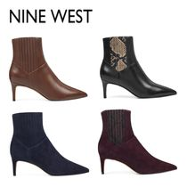 Sale★【Nine West】ブーティー★Shelbold Pointy Toe Booties