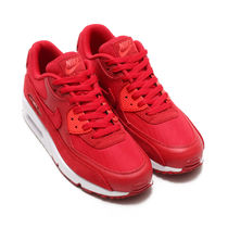 NIKE AIR MAX 90 PREMIUM GYM RED 700155 602