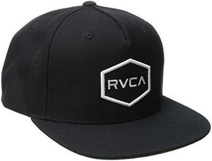 RVCAキャップ☆RVCA Commonwealth Snapback Hat☆