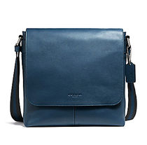 ☆COACH☆SMALL MESSENGER IN LEATHER