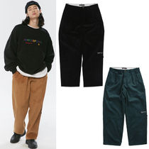 A PIECE OF CAKE(ピースオブケイク) ボトムスその他 ★A PIECE OF CAKE★韓国 Classic Fit Corduroy Pants【全3色】
