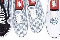 希少!在庫確保済   Supreme Vans White Castle Authentic 15SS
