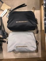 SALE!!【Burberry】SM POUCH♪ポーチ♪2色♪
