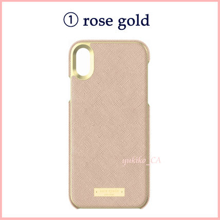 kate spade new york スマホケース・テックアクセサリー 【国内発送】Protective Saffiano Case for iPhone XR セール(2)