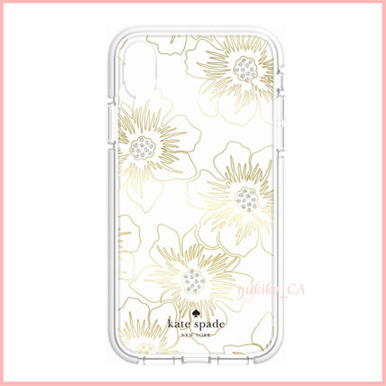 kate spade new york スマホケース・テックアクセサリー 【国内発送】Protective Case iPhone XR Hollyhock Protect(2)
