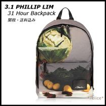 *3.1 PHILLIP LIM*31 Hour Backpack 関税/送料込