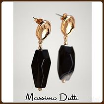 MassimoDutti♪NATURAL STONE EARRINGS