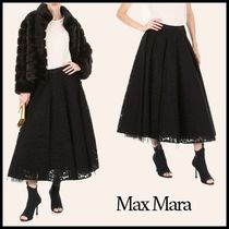 【関税送料込】NEW◆VIP価格◆Max Mara◆Marilyn lace skirt