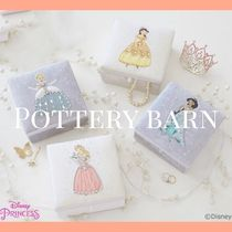 【X'masに♪】★Pottery Barn★Disney Princess ジュエリーBOX