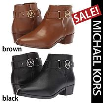 SALE【マイケルコース】Harland Bootie ★ ロゴ入りブーティ